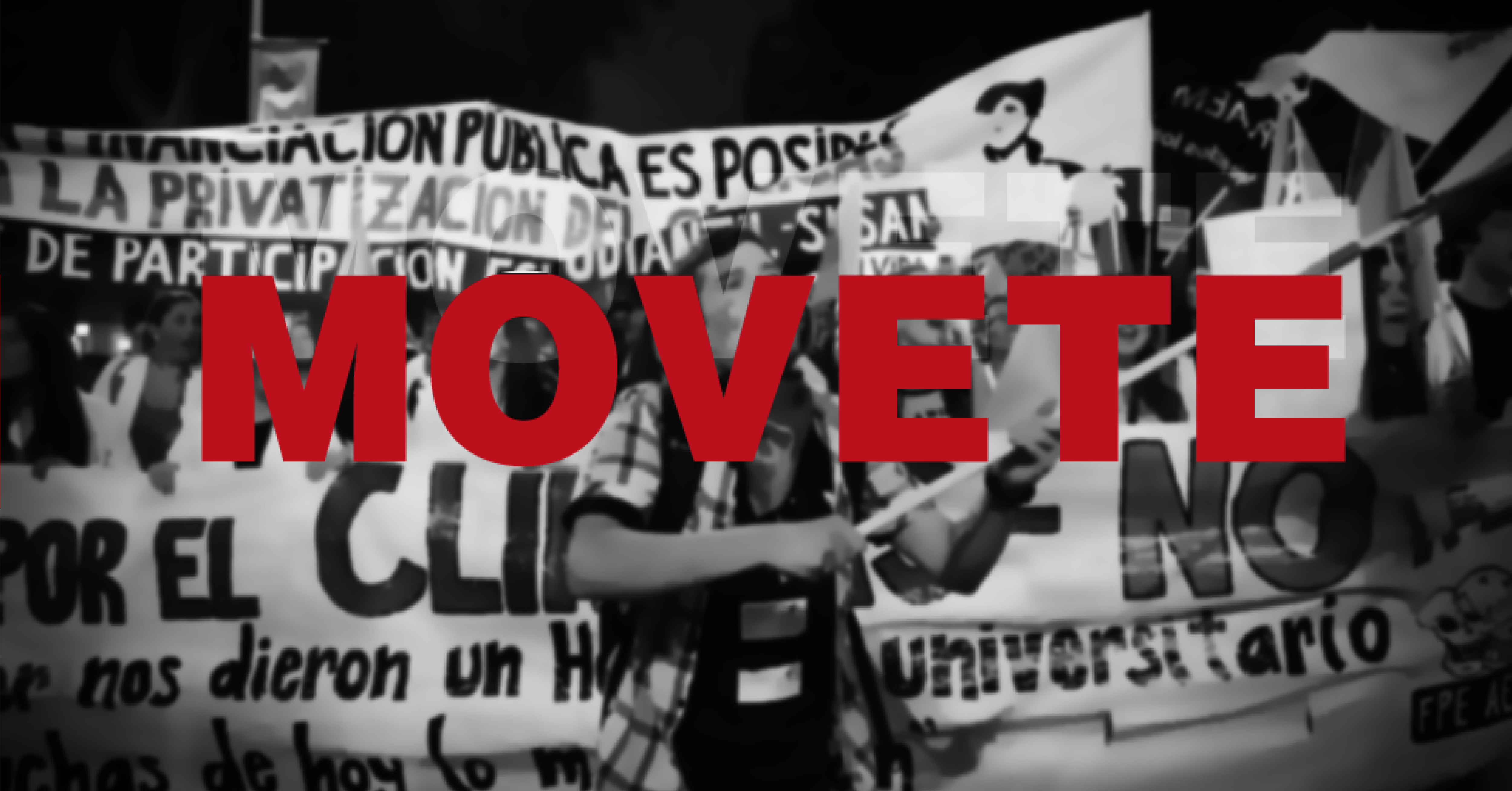 Defendamos nuestros derechos, #movete
